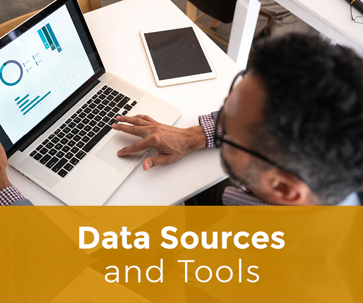 Data Sources and Tools Collections