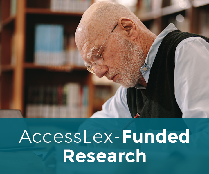 AccessLex-Funded Research Collections