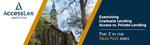 Examining Graduate Lending: Access vs. Private Lending by Accesslex Institute