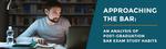 Approaching the Bar: An Analysis of Post-Graduation Bar Exam Study Habits by Joshua L. Jackson and Tiffane Cochran